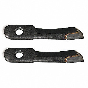 Hole Pro Tungsten Carbide Blade Pair