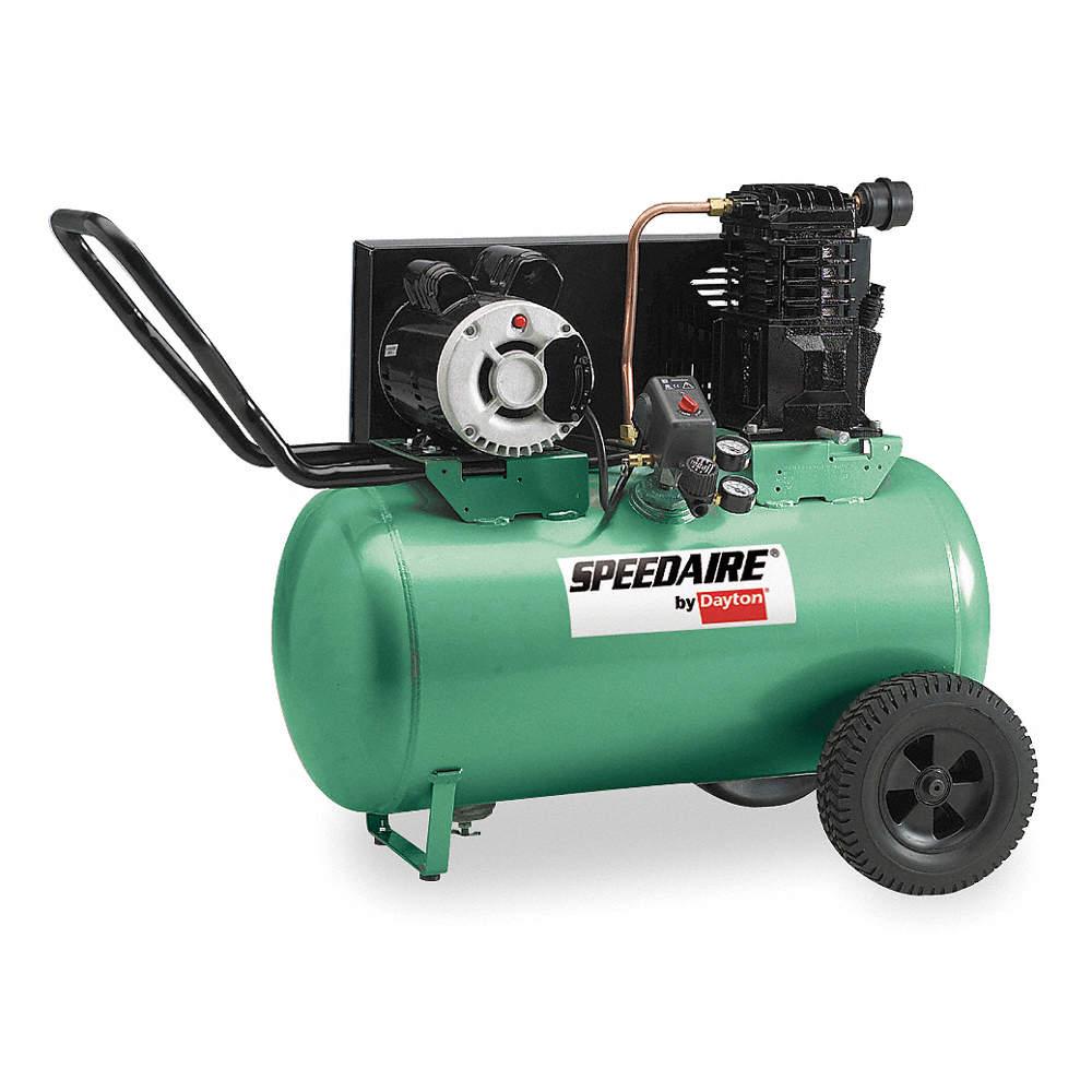 speedaire 3 0 hp 230 portable electric air compressor 4b228 4b228 rh grainger com