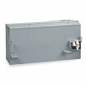 Bus Plug Unit,15A,208/240V,3P3Ph,4G W,FA