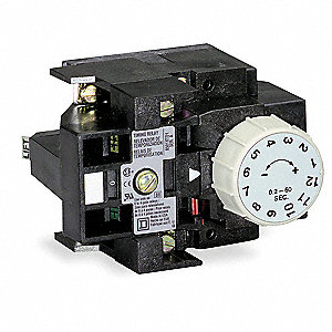 On Delay Pneumatic Timer Attachment