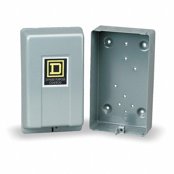 Square D Nema 1 Definite Purpose Motor Starter Enclosure