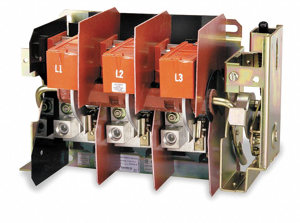 Flange Mount Safety Switches