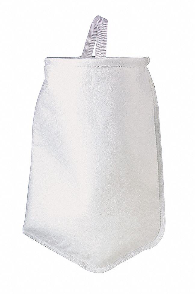 Mesh Filter Bag Flow Nylon Monofilament Material 255105-75 Pentair 35 gpm Max 150 Microns