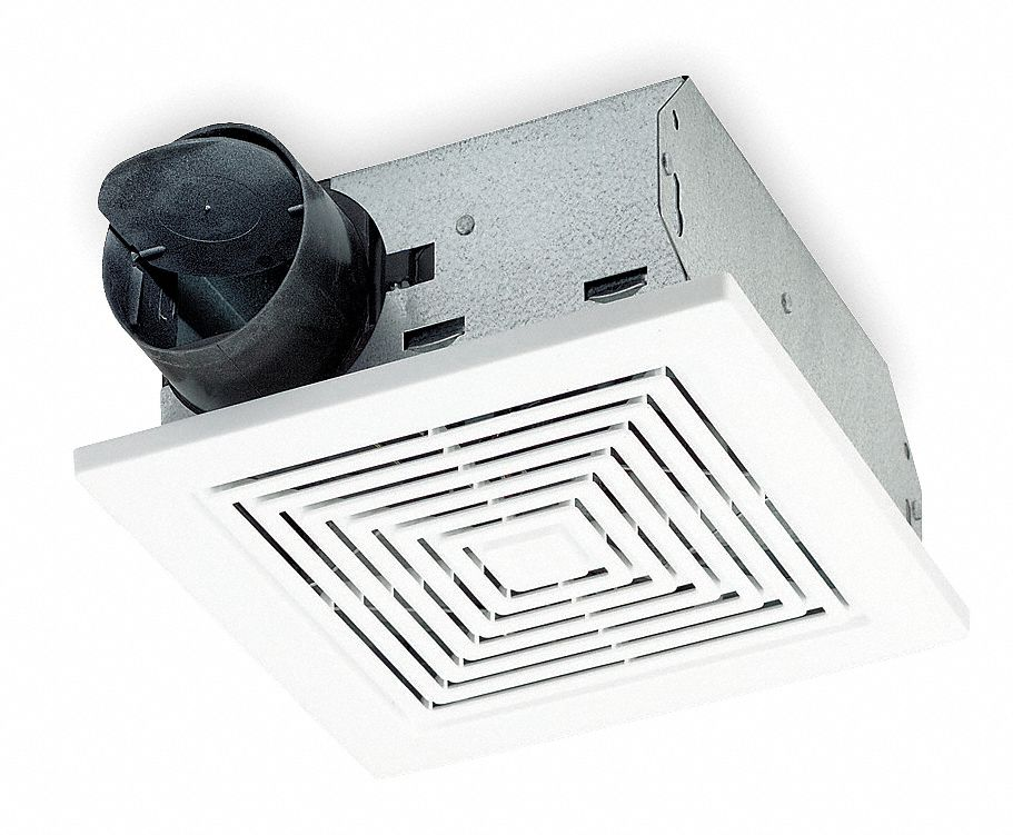 broan bathroom fan,50 cfm,0.9a - 4c374|688 - grainger