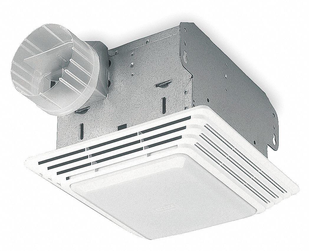 20 20/20 in x 20 in x 20 20/20 in Low Profile Bathroom Fan, 200 cfm CFM, 20.20 Amps
