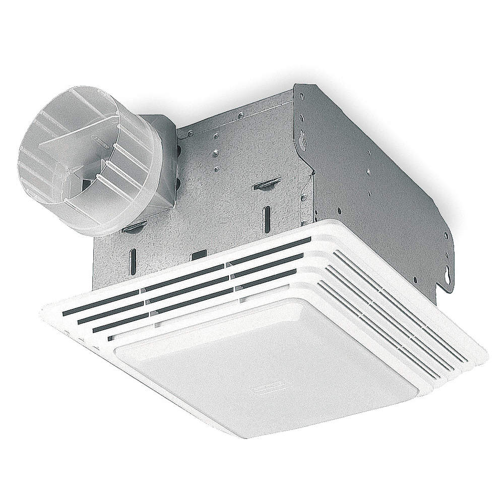 Low Profile Bathroom Fan 50 Cfm