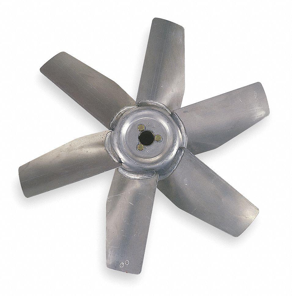 Tubeaxial Fan Blades
