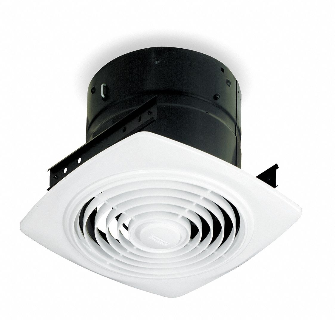 Residential Wall and Ceiling Exhaust Fans - Grainger Industrial Supply