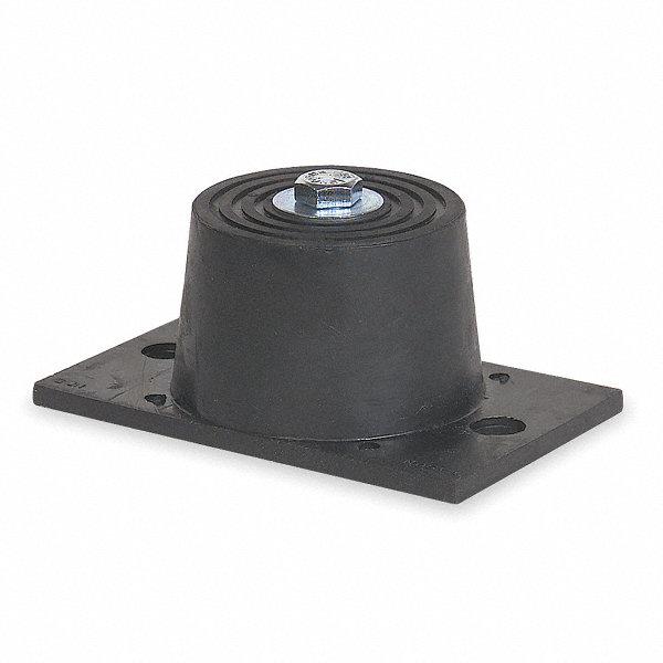 Mason Floor Mount Vibration Isolator Neoprene 4c997