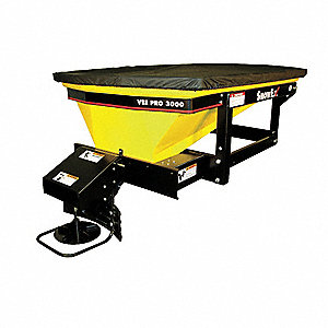 Tailgate Spreader, 13.5 cu. ft. Capacity, Up to 40 ft. Spread Width, Bed Mount Type