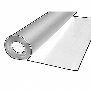 Roll, UHMW, 0.062 In Th, 2 In x50 Ft, White