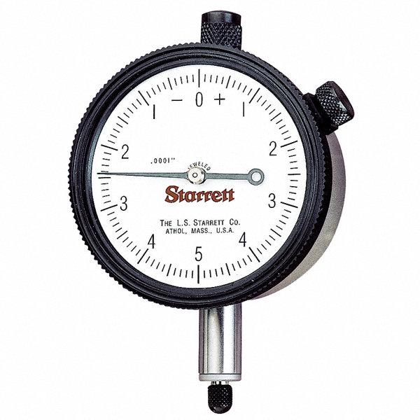 Digital Indicator Parts : Starrett balanced reading dial indicator agd