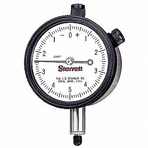 Starrett Dial Indicator >> Starrett Balanced Reading Dial Indicator Agd 2 2 250 Dial Size 0