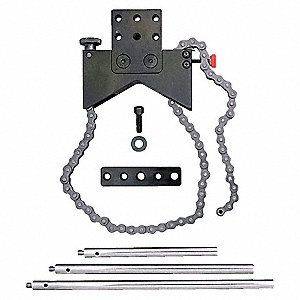 Shaft Alignment Clamp W/Accessories