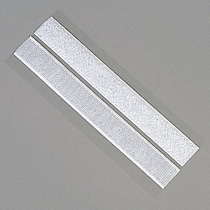 Hook and Loop,3/4 In x 15 ft,White