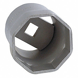 "Locknut Socket,3/4"" Dr,3-1/8"" Dbl Square"