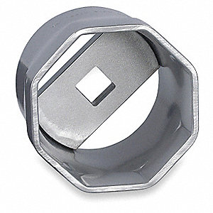 "Locknut Socket,1"" Dr,94mm Double Square"