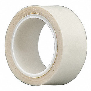 "Polyethylene Squeak Reduction Tape, Acrylic Adhesive, 5.00 mil Thick, 2"" X 5 yd., Clear, 1 EA"