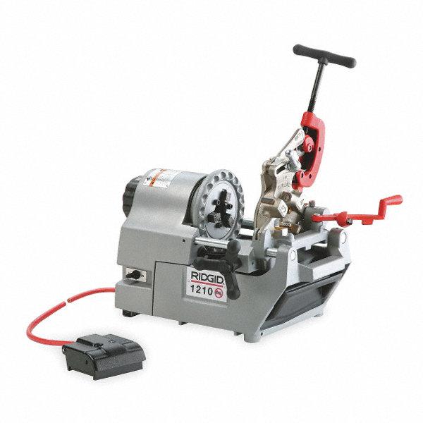 ridgid 1210 pipe machine