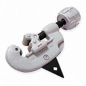 "Tubing Cutter, Manual Cutting Action, 5/8"" to 2-1/8"" Cutting Capacity"
