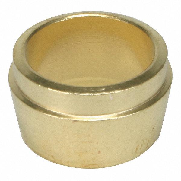 Parker brass compression ferrule quot tube size cxg