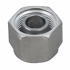 "316 Stainless Steel A-LOK® Plug, 3/4"" Tube Size"