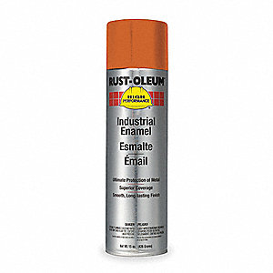 Spray Paint,Allis Chalmers Orange,15 oz.