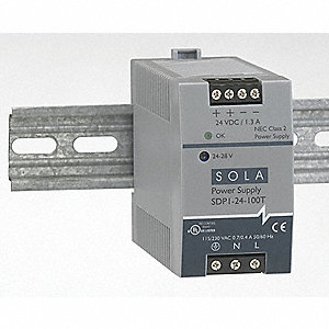 POWER SUPPLY,DIN MOUNT