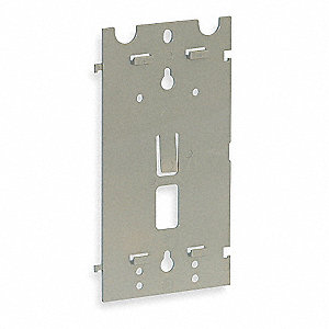 Mounting Bracket,7-1/2 In. H,1/8 In. W