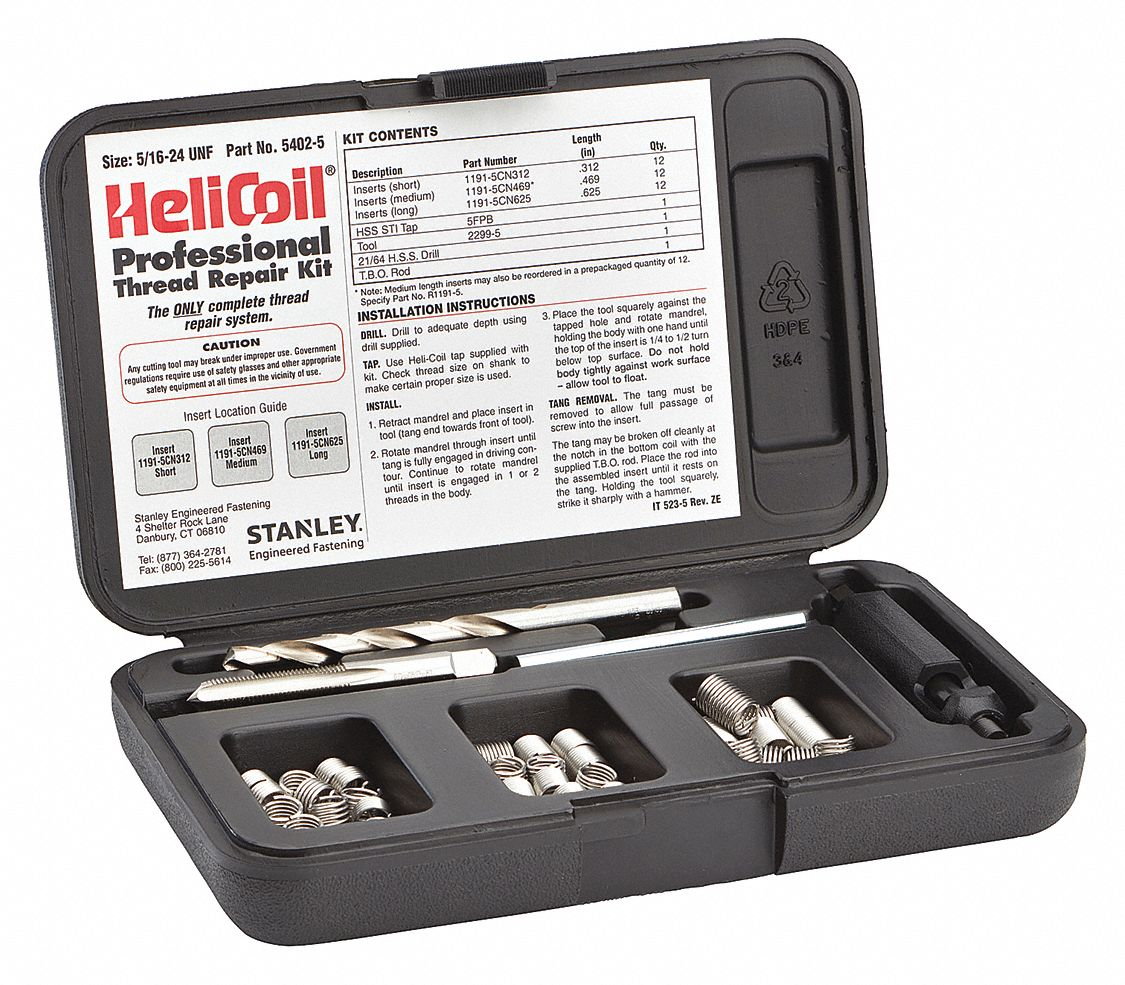 Helicoil 5//16-24 INSERTS R1191-5