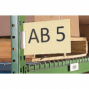 Aisle Sign Kit,Pk10