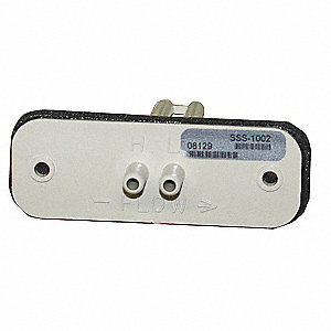 Differential Pressure Flow Sensor,4 In