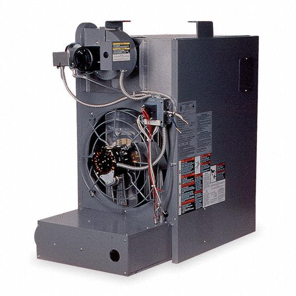 Dayton Gas Unit Heater Ng Propeller Btuh Input 400 000