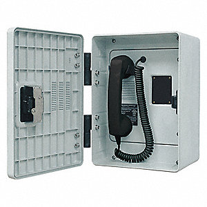 TELEPHONE,INDUSTRIAL,WEATHERPROOF