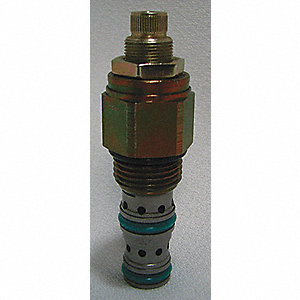 Pressure Reducing Cartridge Valve