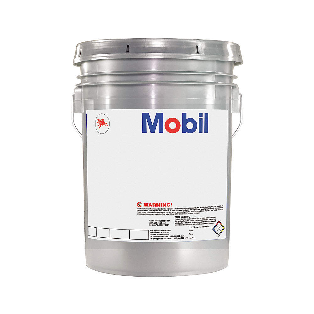 MOBIL Synthetic, SAE Grade : Not Specified, 5 gal  Pail
