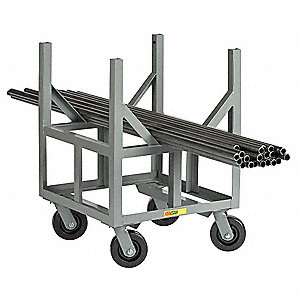Bar Cradle Truck,3000 lb.,34 In. H