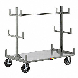 Bar and Pipe Truck,3600 lb.,60 In. L