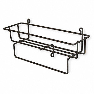 Black Wire Wire Rack, 1 EA