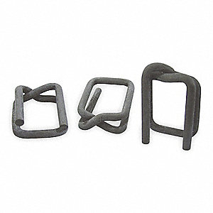 Strapping Buckle,1 In.,PK500