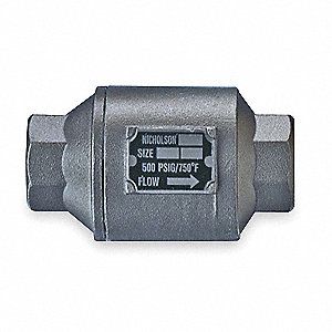 Steam Trap, 650 psi, 6625 Lbs/Hr,Max. Temp. 750°F