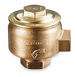 Steam Trap, 200 psi, 6210,Max. Temp. 400°F