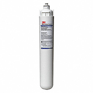 Replacement Filter Cartridge,1.67 GPM