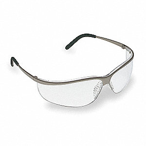 Metaliks™ Sport Anti-Fog Safety Glasses, Clear Lens Color