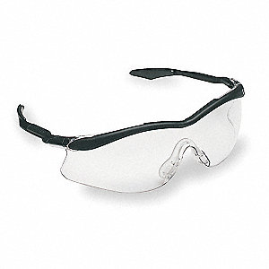 QX  3000 Anti-Fog, Scratch-Resistant Safety Glasses, Clear Lens Color