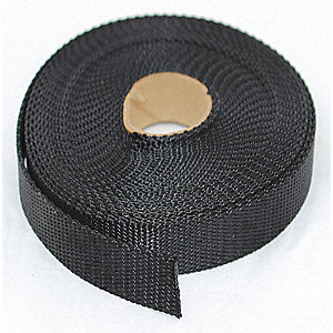 Bulk Webbing,27 ft. x 3/4 In.,2800 lb.