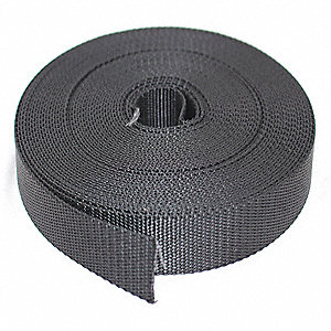Bulk Webbing,51 ft. x 1 In.,3800 lb.