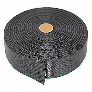 Bulk Webbing,102 ft x 1-1/2 In,5700 lb.