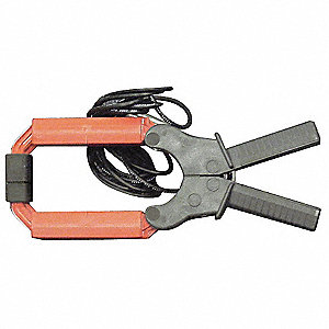 AC Clamp On Current Probe,10 to 1000A