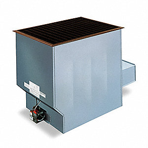 Vented Natural Gas Floor Furnace